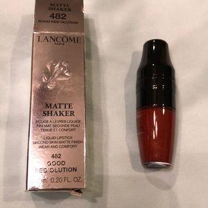 BNIB, Lancôme Matte Shaker Liquid Lipstick